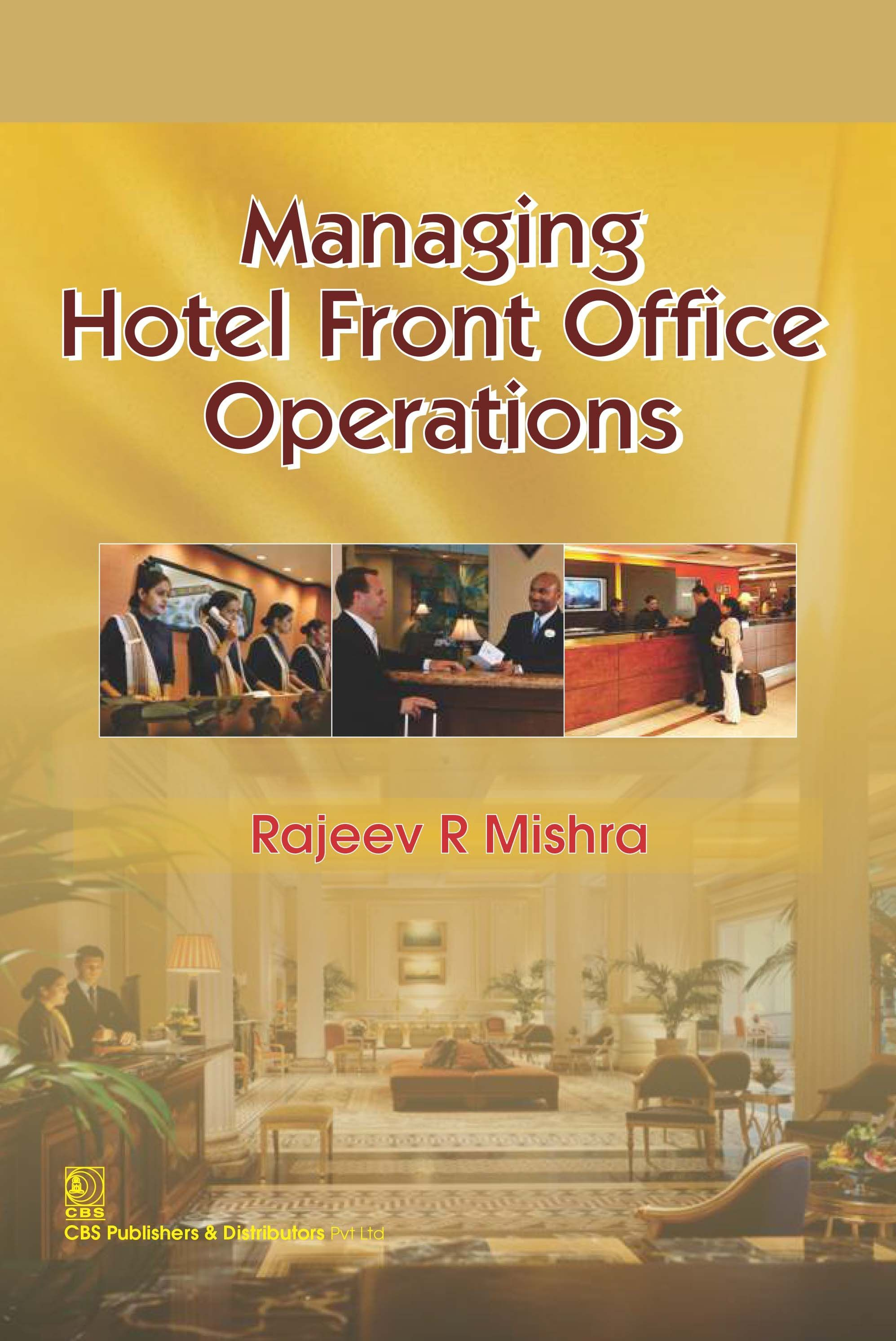 Managing Hotel Front Office Operations (Pb 2016)