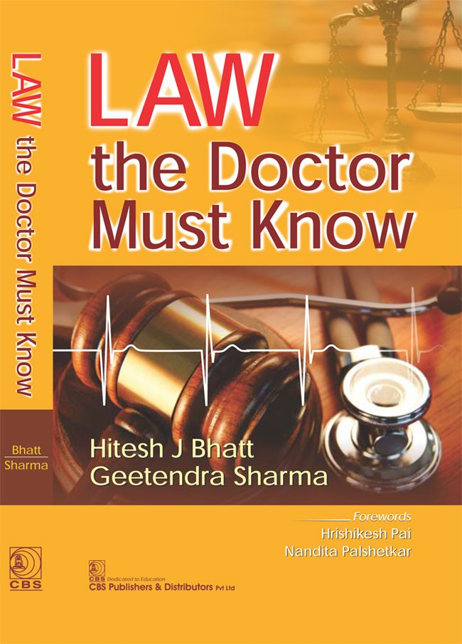 LAW  the Doctor Must Know