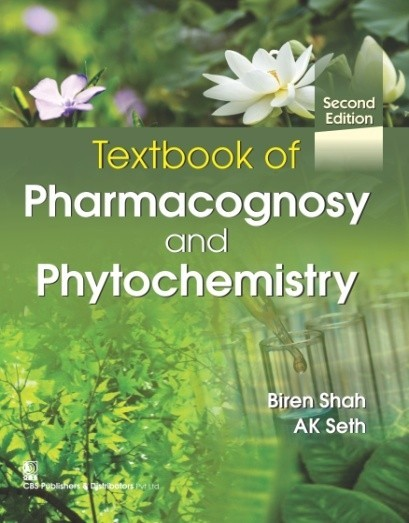 Textbook of Pharmacognosy and Phytochemistry, 2/e (2nd Reprint)