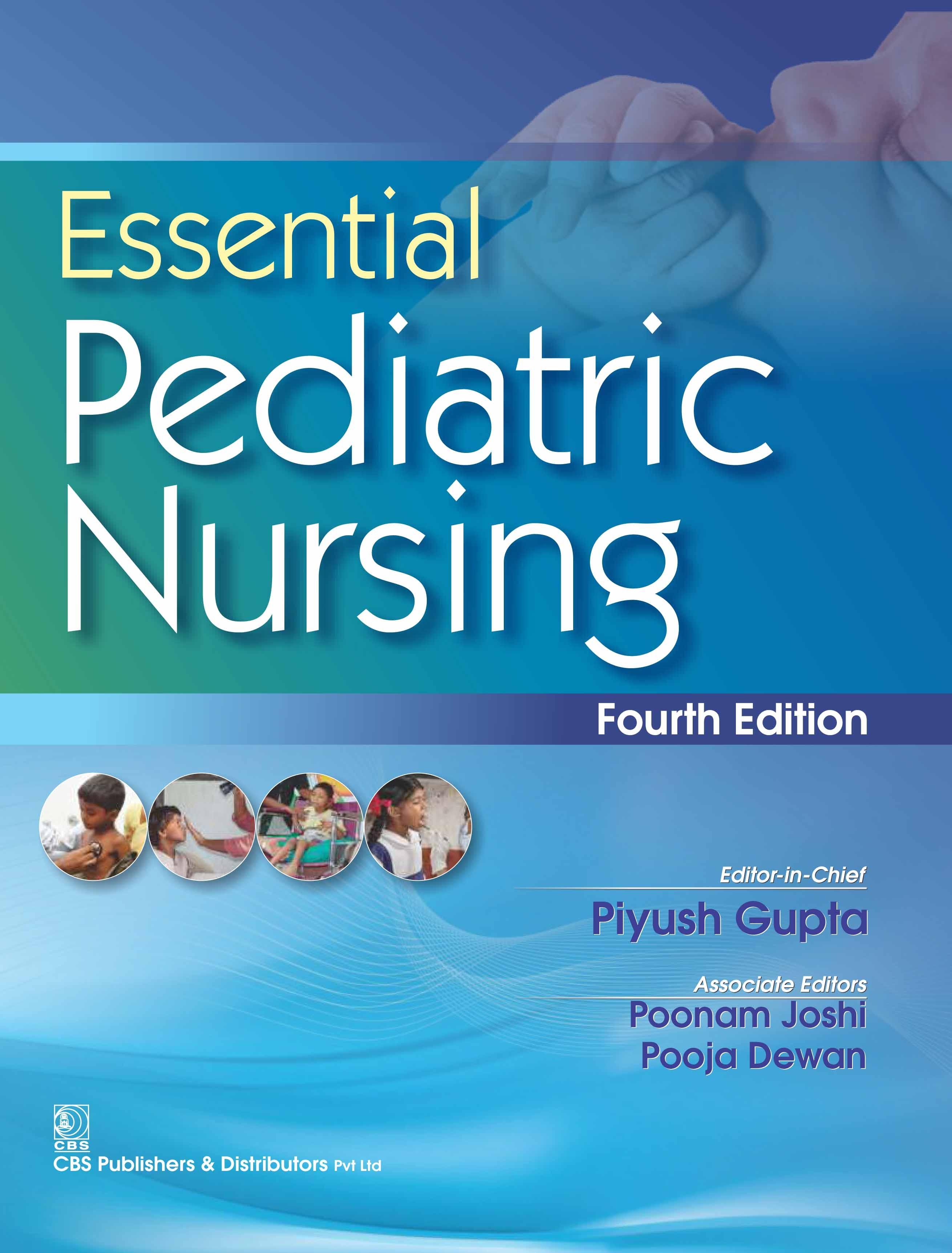 Essential Pediatric Nursing, 4/e (1st Reprint)