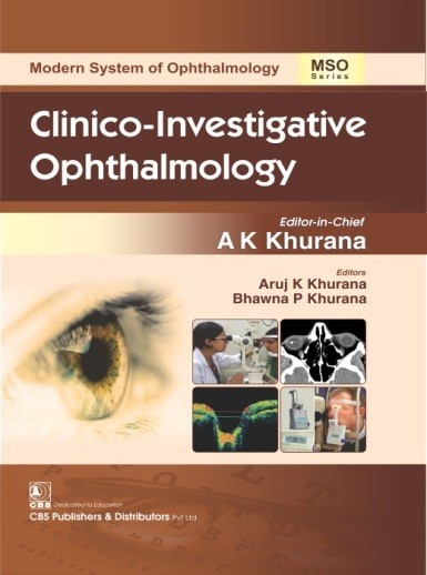 Modern System of Ophthalmology (MSO) Series  Clinico-Investigative Ophthalmology
