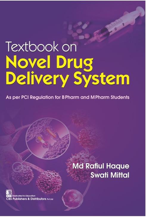 Textbook on Novel Drug Delivery System