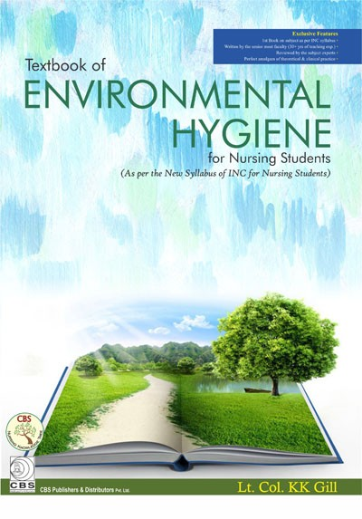 Textbook of Environmental Hygiene for Nursing Students