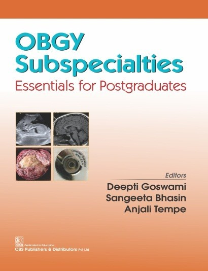 OBGY Subspecialties essentials for Postgraduates