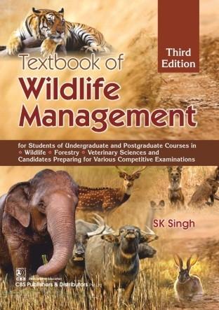 Textbook of Wildlife Management, 3/e (1st reprint)