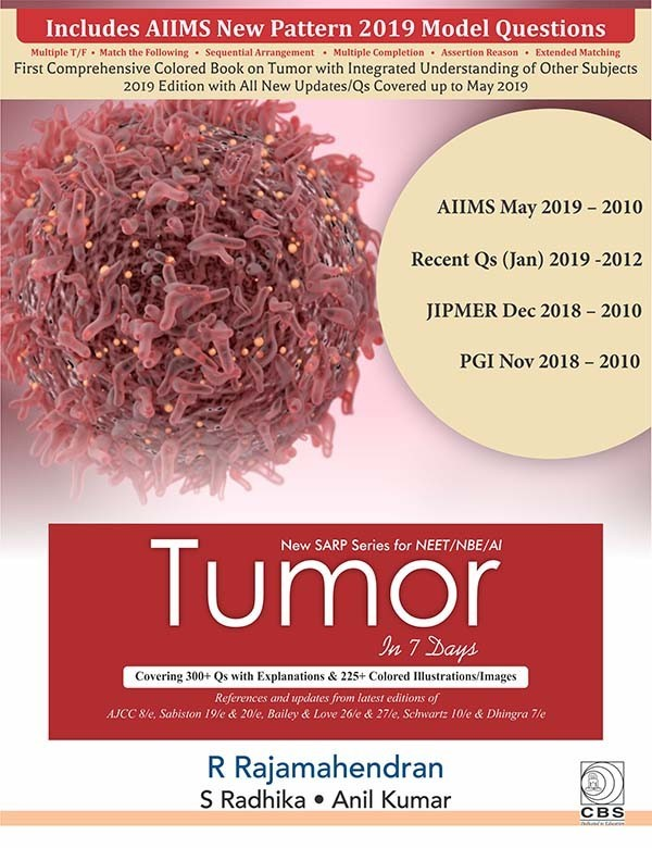Tumor in 7 Days (New SARP Series for NEET/NBE/AI)