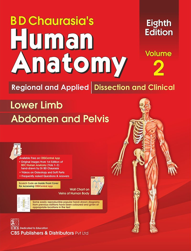 Human Anatomy, 8/e, Volumes 2