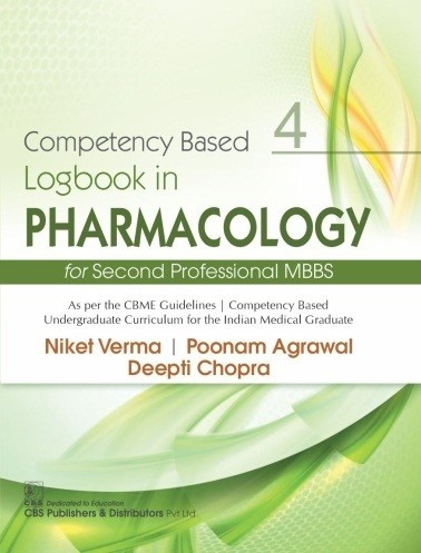 Competency Based  Logbook in  Pharmacology  for Second Professional MBBS