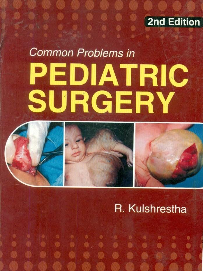 Common Problems In Pediatric Surgery, 2E