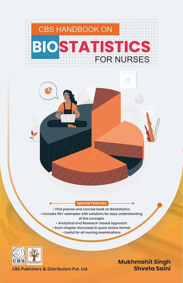 CBS Handbook on Biostatistics for Nurses