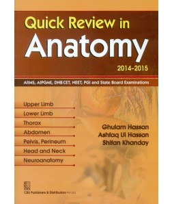 Quick Review In Anatomy 2014-2015 (Pb 2014)