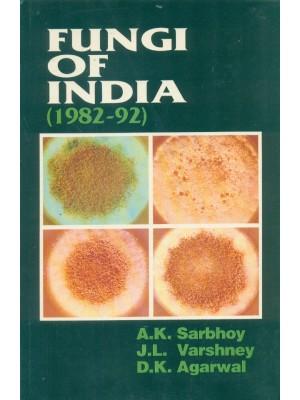 Fungi Of India (1982-92)