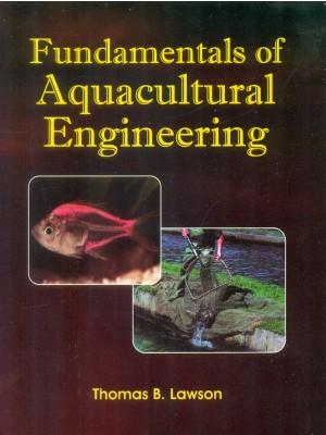 Fundamentals Of Acquacultural Engineering (Pb)