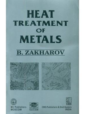 Heat Treatment Of Metals (Pb)
