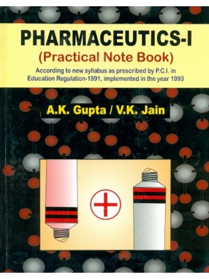 Pharmaceutics I Practical Note Book