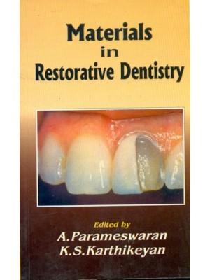 Meterials In Restorative Dentistry