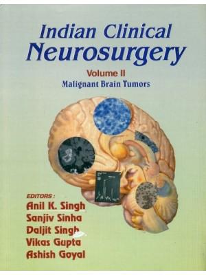 INDIAN CLINICAL NEUROSURGERY, VOL II