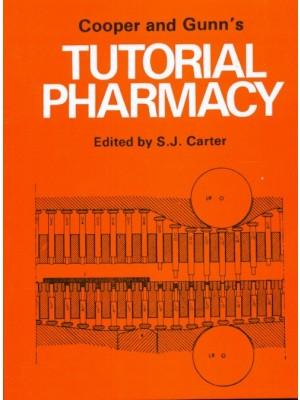 Cooper And Gunn's Tutorial Pharmacy