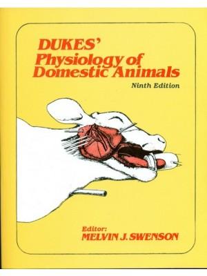 Dukes Physiology Of Domestic Animals, 9E (Pb)