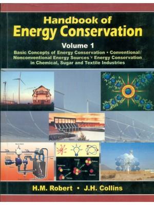 Handbook Of Energy Conservation, Vol. 1