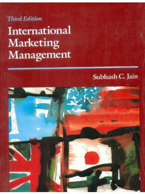 International Marketing Management, 3E