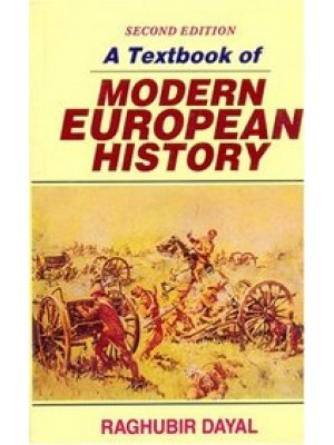 A Textbook Of Modern European History, 2E