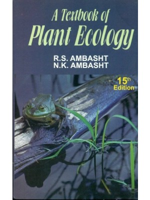 A Textbook Of Plant Ecology