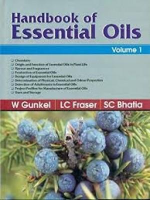 Handbook Of Essential Oils, Vol.1-Chemistry, Origin & Function Of Essential Oils