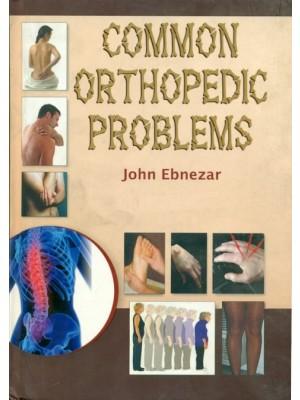 Common Orthopedic Problems ( Pb 2016)
