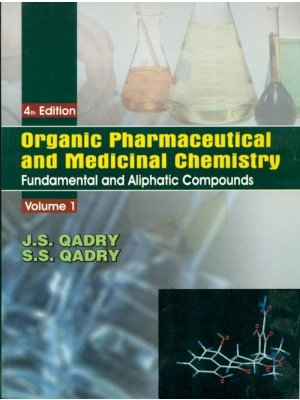 Organic Pharmaceutical And Medicinal Chemistry, 4E  Vol. 1