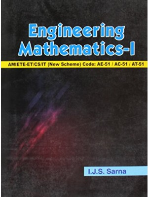Engineering Mathematics -1 (Pb)