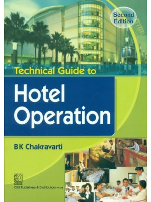 Technical Guide To Hotel Operation , 2E (Pb-2014)