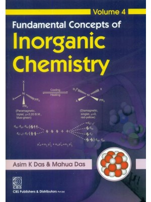 Fundamental Concepts of Inorganic Chemistry  Volume 4 (3rd reprint)
