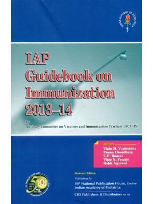 Iap Guidebook On Immunization 2013-14 (Pb 2014)