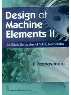 Design of Machine Elements II