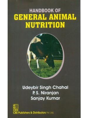 Handbook Of General Animal Nutrition (Pb-2015)