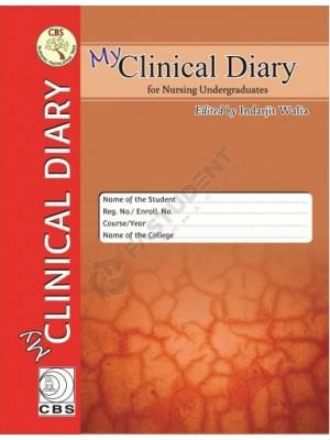 My Clinical Diary For Nursing Undergraduates (Hb 2016)