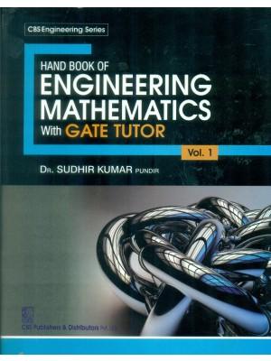 Handbook Of Engineering Mathematics With Gate Tutor Vol.1 (Pb2016)
