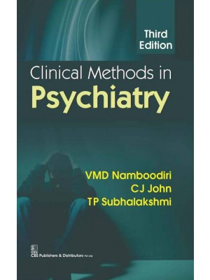 Clinical Methods in Psychiatry, 3e (1st reprint)