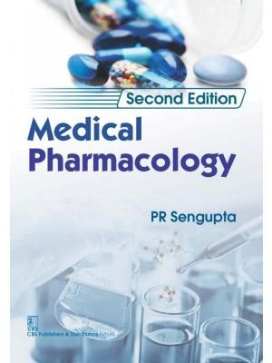 Medical Pharmacology 2Ed (Pb 2016)