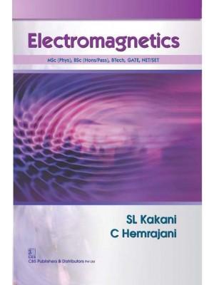 Electromagmetics (Pb 2016)