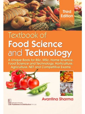 Textbook of Food Science and Technology, 3/e