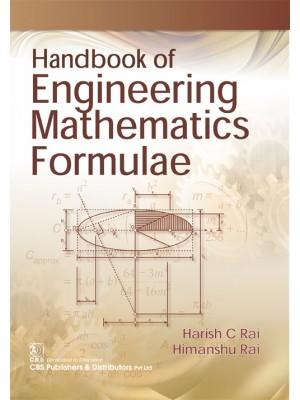 Handbook of Engineering Mathematics Formulae