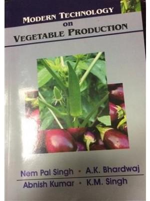 Modern Technology On Vegetable Production (Pb 2017)