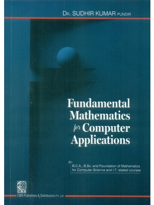 Fundamental Mathematics For Computer Applications (Pb)