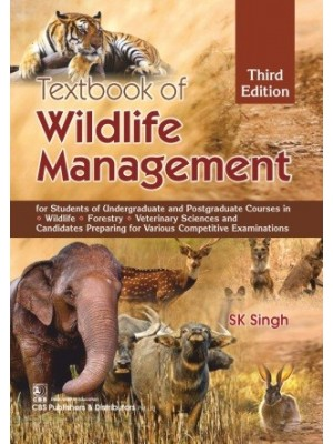 Textbook of Wildlife Management, 3/e