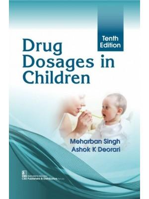Drug Dosages in Children, 10/e (1st reprint)