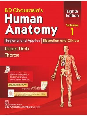 Human Anatomy, 8/e, Volumes 1