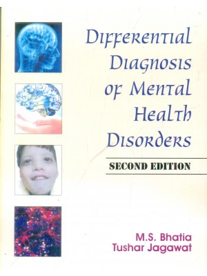DIFFERENTIAL DIAGNOSIS OF MENTAL HEALTH DISORDERS 2ED (PB 2020)