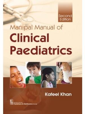 Manipal Manual of Clinical Paediatrics, 2/e